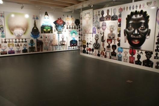 """CORPS-CONCEPT"" exhibition"